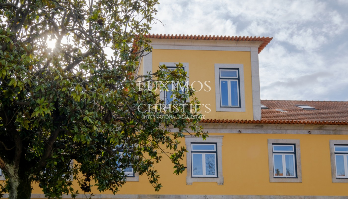 new, luxurious condos, Porto, apartments, villas, Antas, private condominium, development