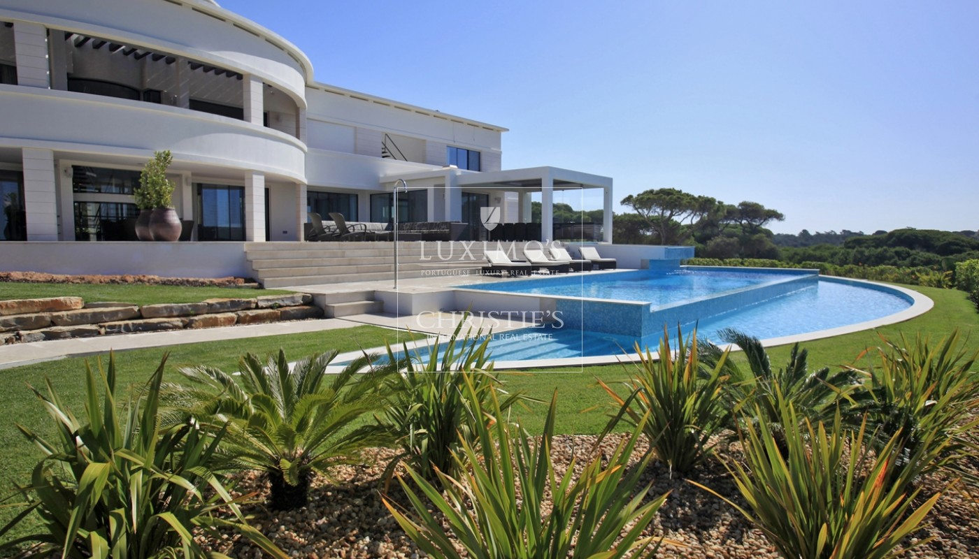 luxury house for sale in the Algarve