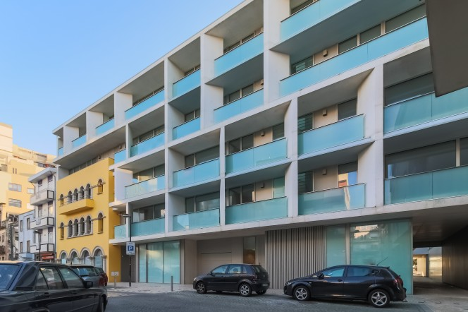 NEW AND MODERN APARTMENTS IN THE 2ND LINE OF SEA IN PÓVOA DE VARZIM