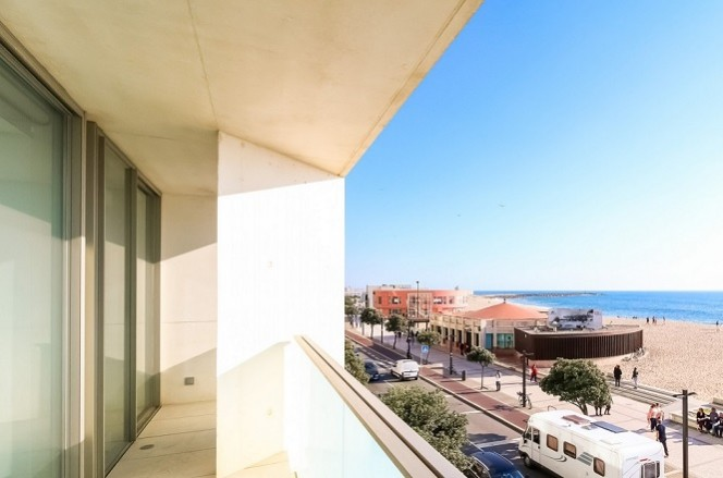 NEUE LUXURIÖSE APPARTEMENTS DIREKT AM MEER IN PÓVOA DE VARZIM