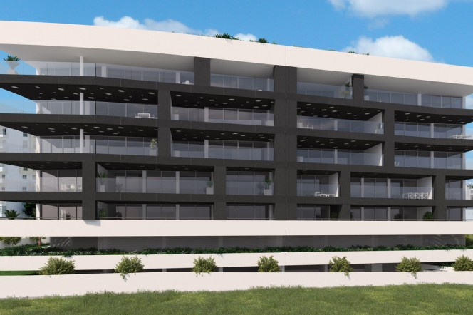 NEW REAL ESTATE DEVELOPMENT - NEW APARTMENTS IN LAGOS, ALGARVE