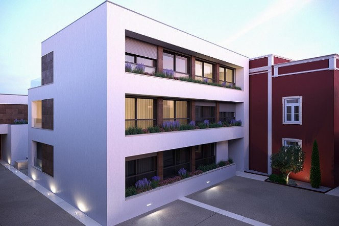NEW REAL ESTATE DEVELOPMENT - NEW APARTMENTS IN DOWNTOWN FARO, ALGARVE