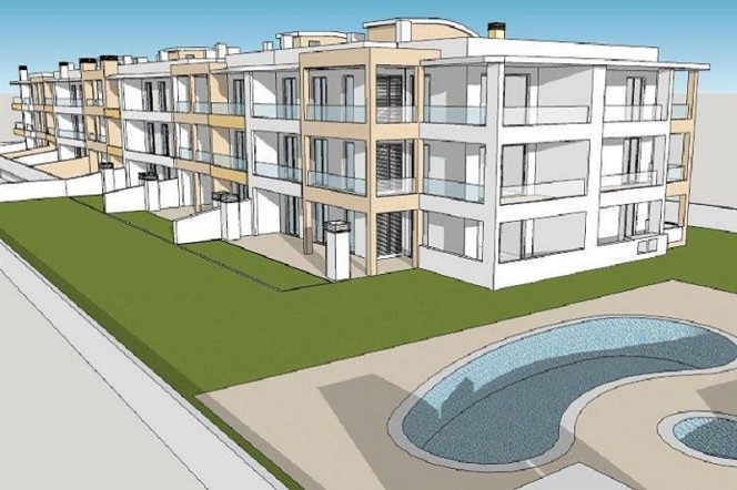 NEW REAL ESTATE DEVELOPMENT - NEW APARTMENTS WITH SEA VIEW IN LAGOS, ALGARVE
