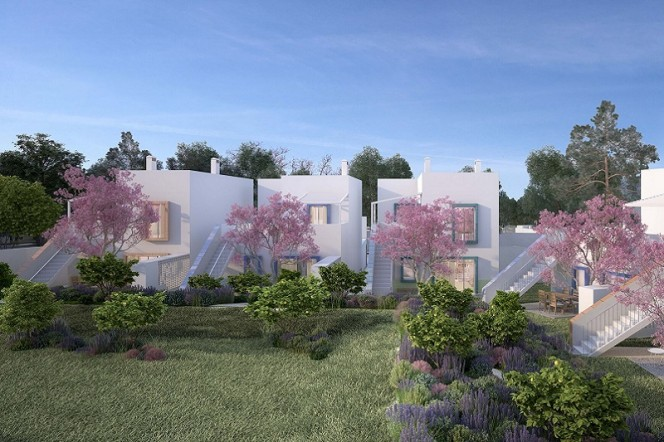 NEW REAL ESTATE DEVELOPMENT- NEW LUXURY MODERN VILLAS IN VILAMOURA, ALGARVE