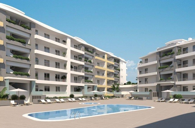 NEW REAL ESTATE DEVELOPMENT - NEW APARTMENTS IN THE MARINA OF LAGOS, ALGARVE