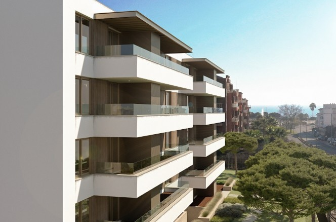 NEW APARTMENTS DEVELOPMENT FOR SALE, IN PORTIMÃO, ALGARVE, PORTUGAL