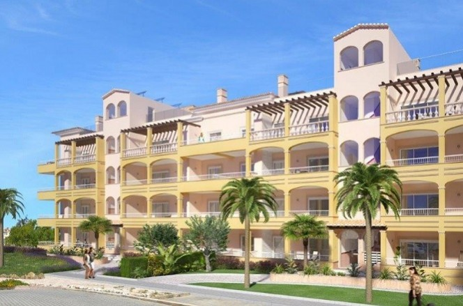 New Development with 2 and 3 bedroom apartments, in Lagos, Algarve