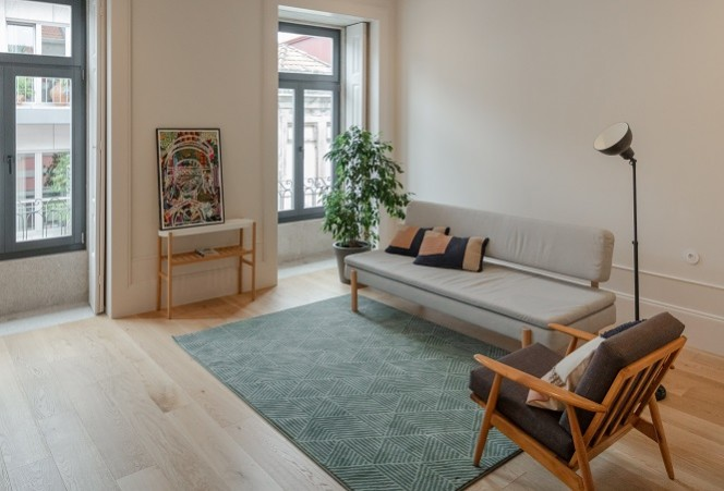 NEW AND MODERN APARTMENTS, STUDIO TO 3 BEDROOMS, PORTO CENTER