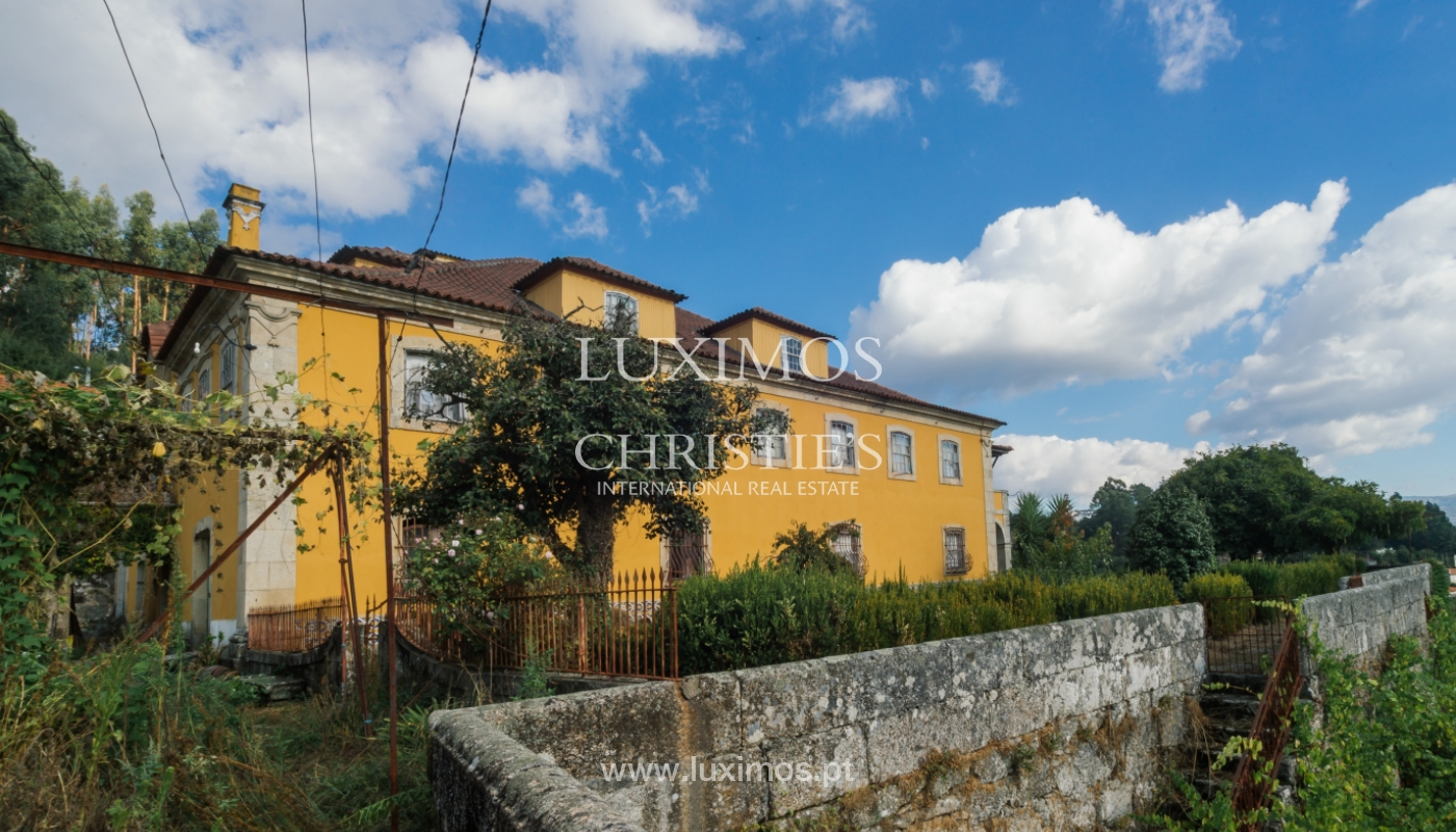 Sale: country house w/ typical architecture, Marco Canaveses, Portugal_100013