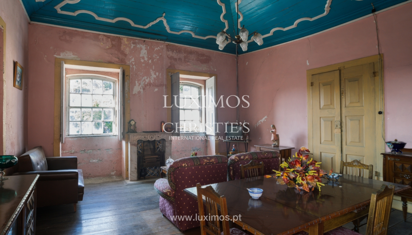 Sale: country house w/ typical architecture, Marco Canaveses, Portugal_100022