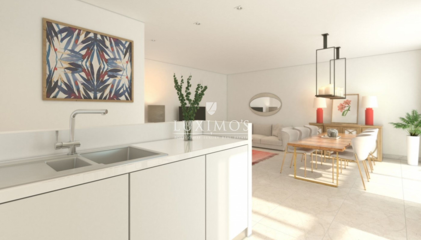 Venta de apartamento nuevo cerca golf en Vilamoura, Algarve, Portugal_100045