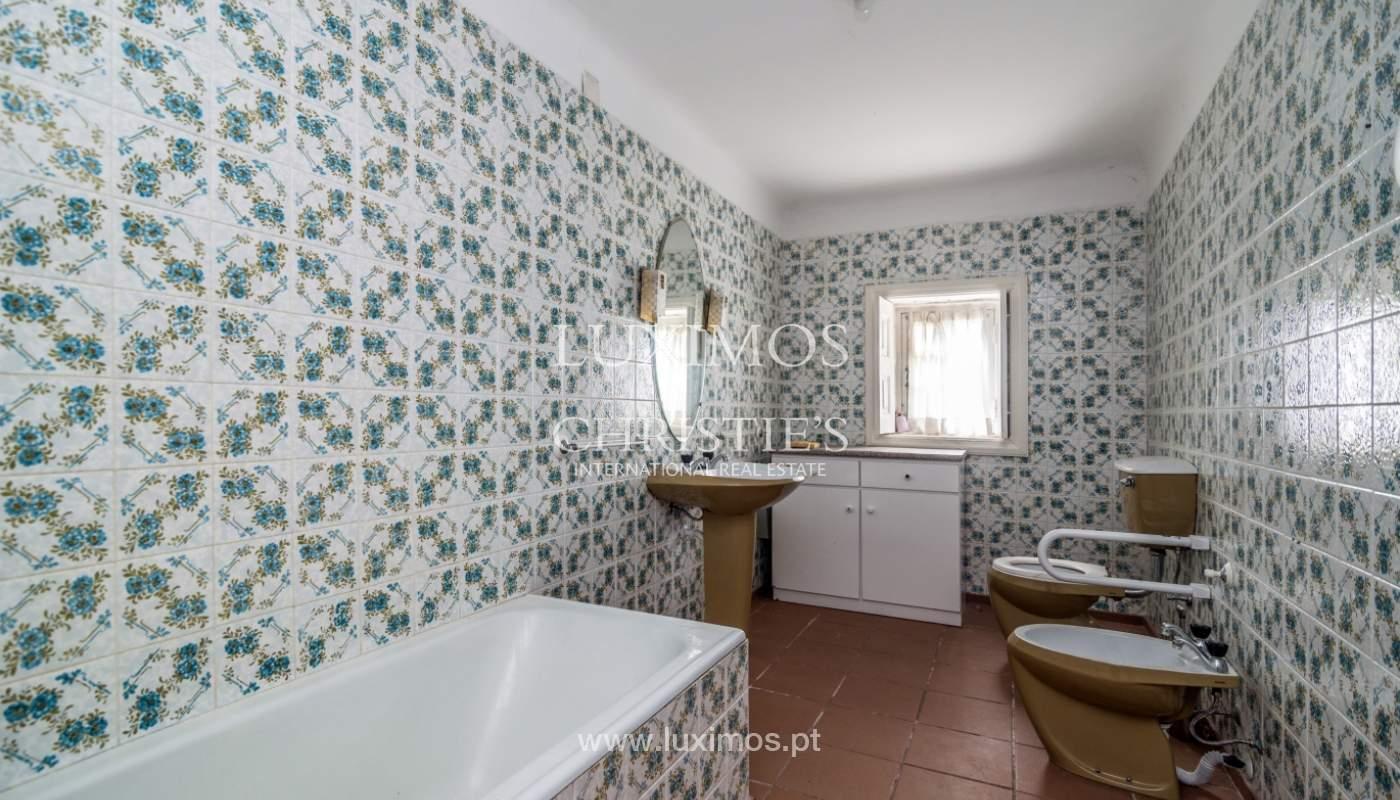 Maison à restaurer, à proximité de la plage à vendre, V.N.Gaia, Portugal_100101