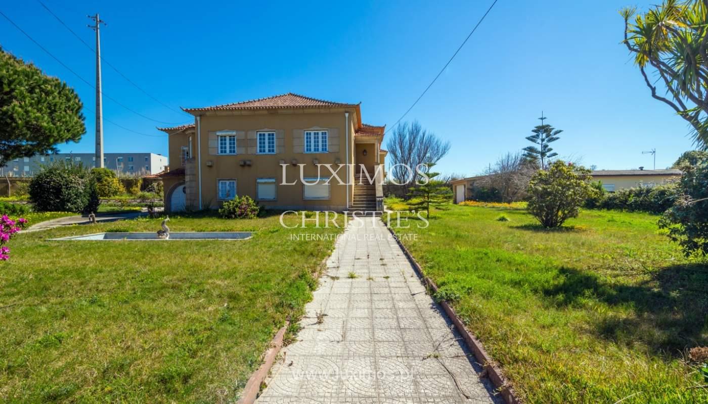 Maison à restaurer, à proximité de la plage à vendre, V.N.Gaia, Portugal_100119