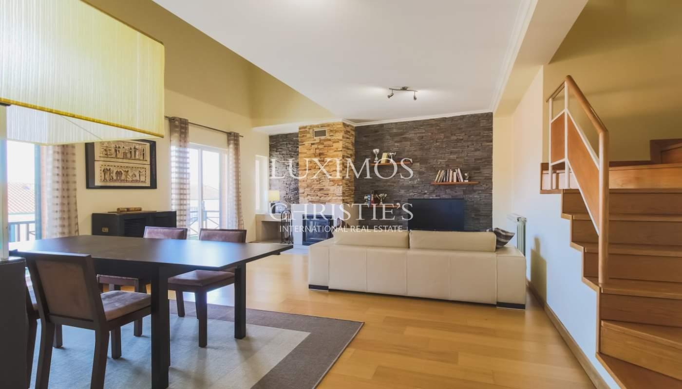 Verkauf von duplex-apartment in der Nähe des Flusses, Porto, Portugal_100134