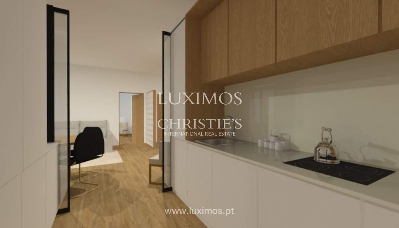 Apartamento nuevo y moderno para la venta en Porto, Portugal_100303
