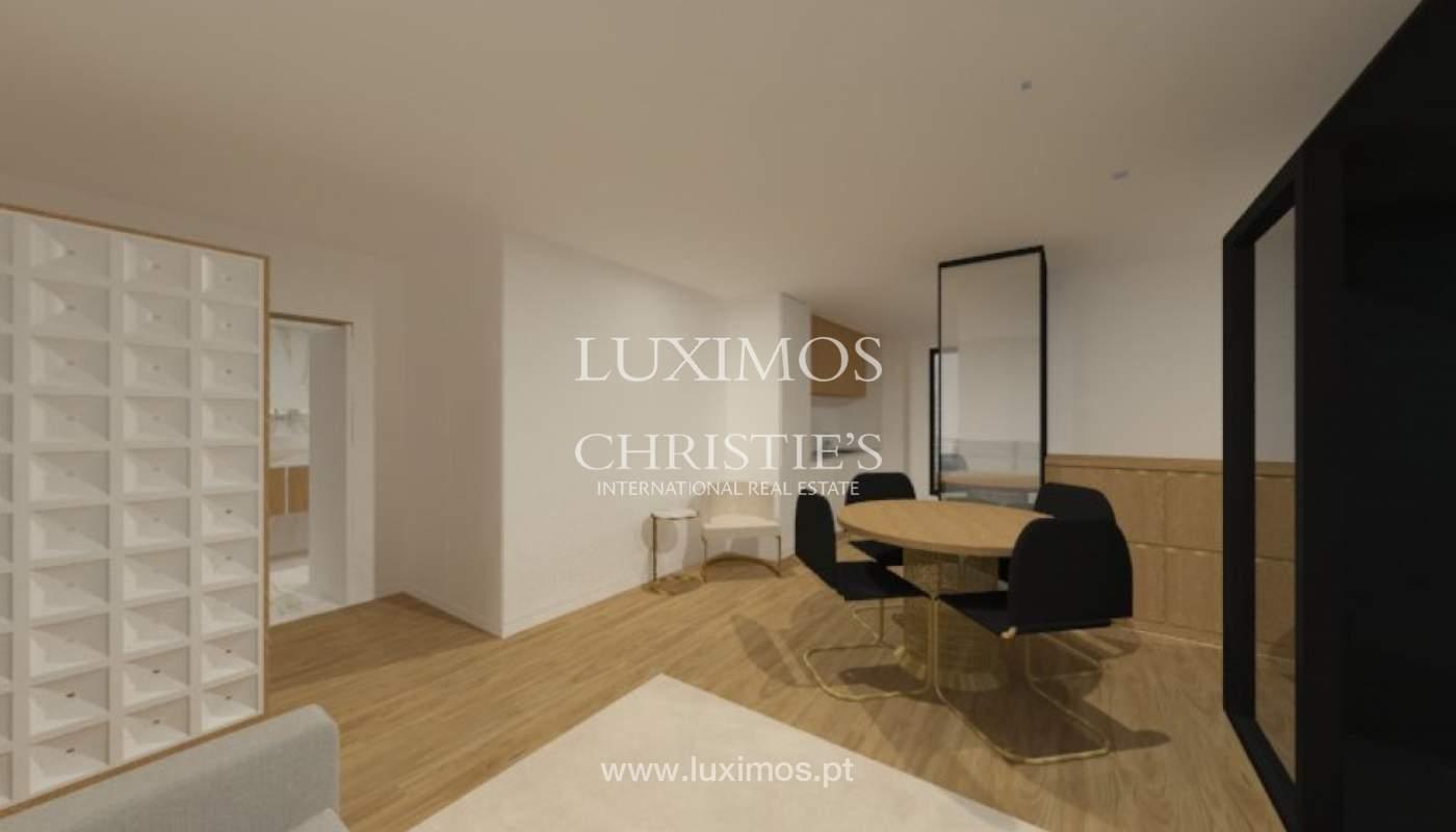 Apartamento nuevo y moderno para la venta en Porto, Portugal_100307