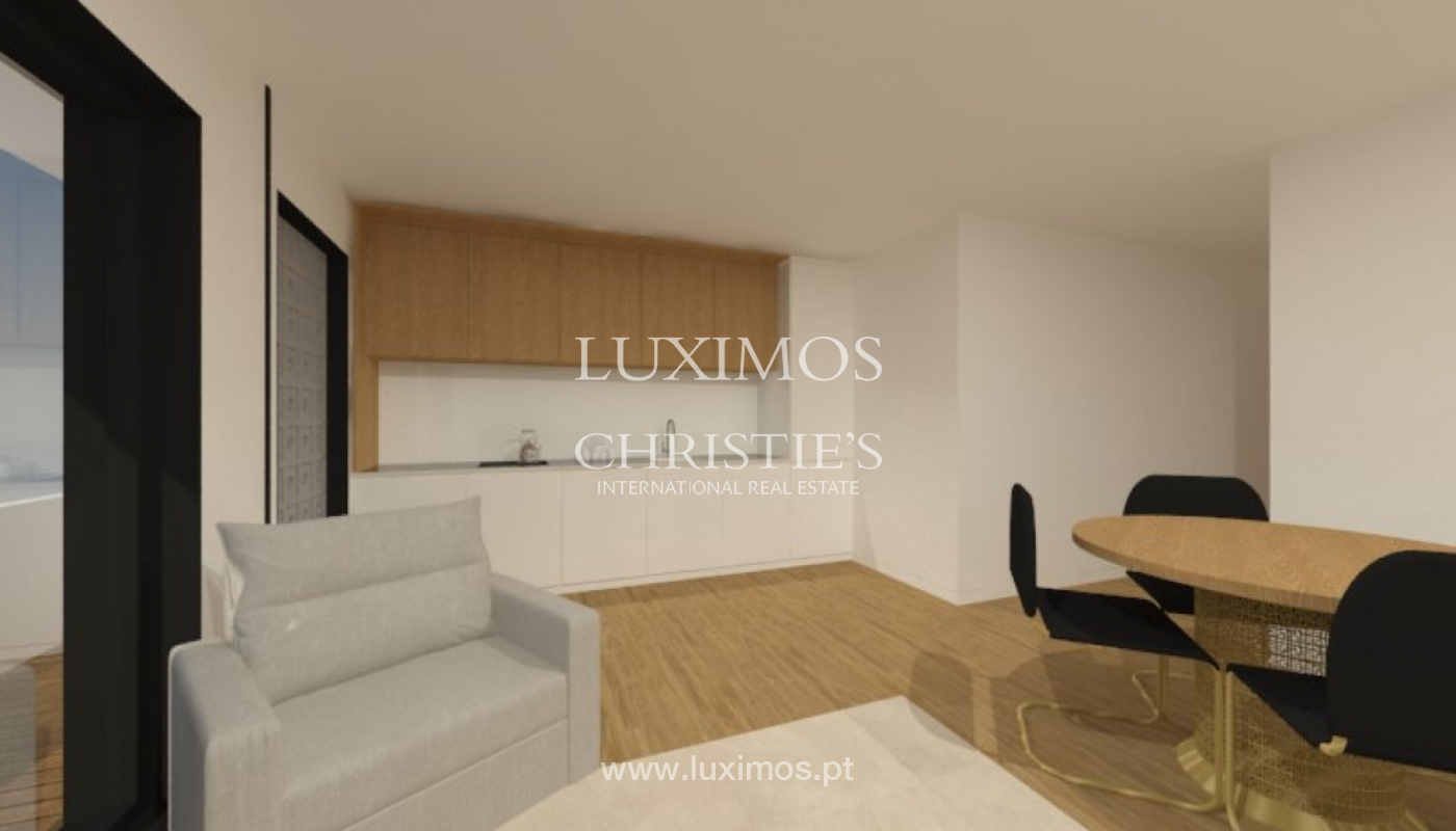 Apartamento nuevo y moderno para la venta en Porto, Portugal_100309