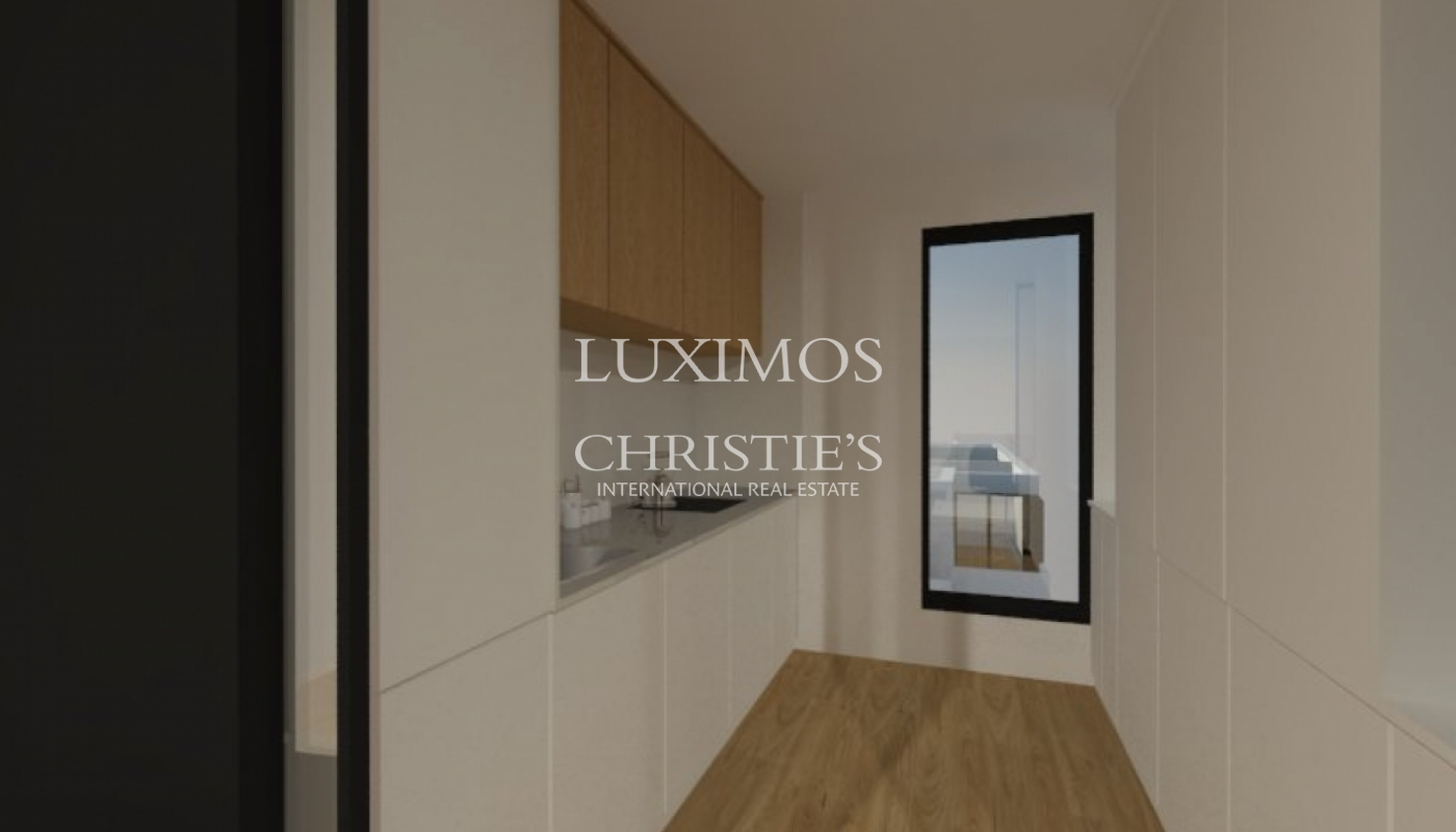 Apartment new and contemporary, for sale in Porto, Portugal_100379