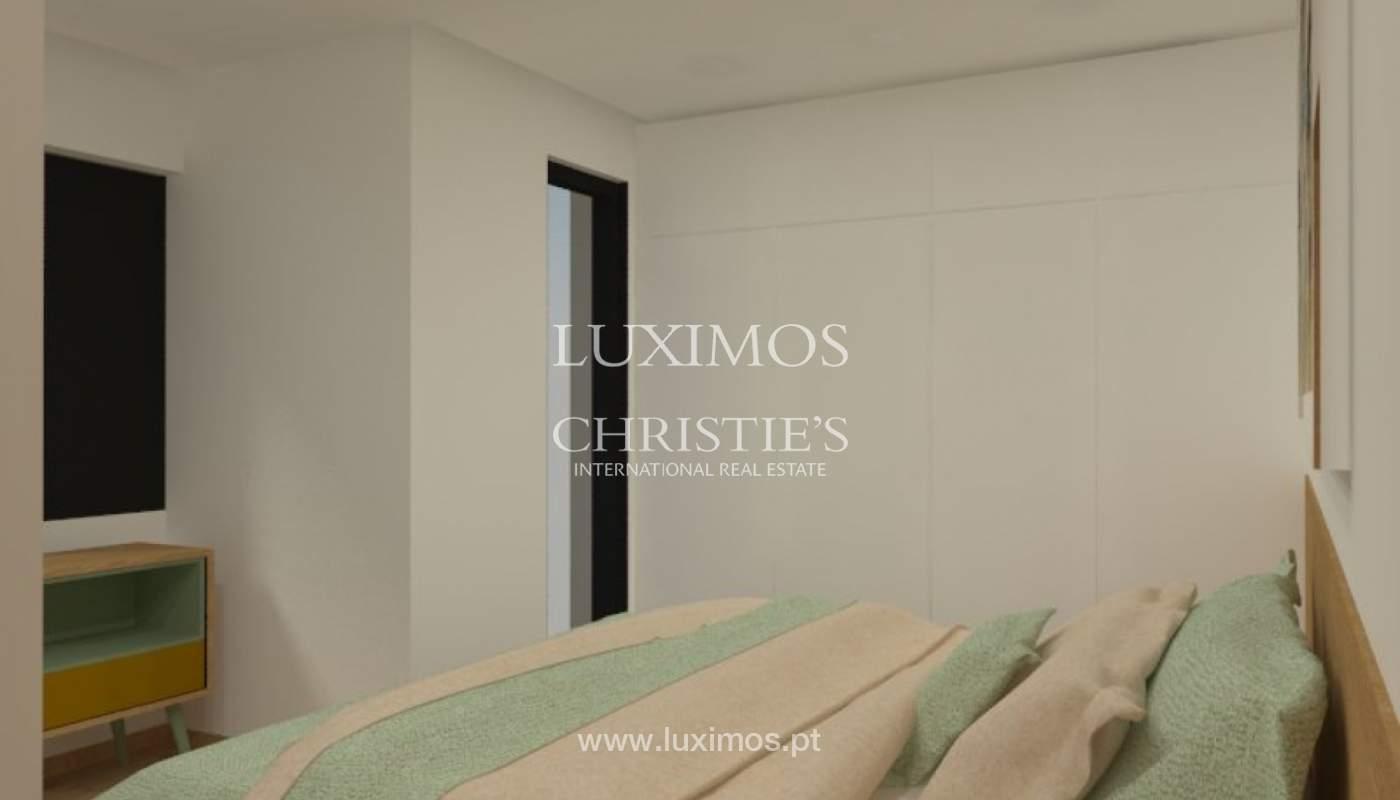 Apartamento nuevo y moderno para la venta en Porto, Portugal_100396