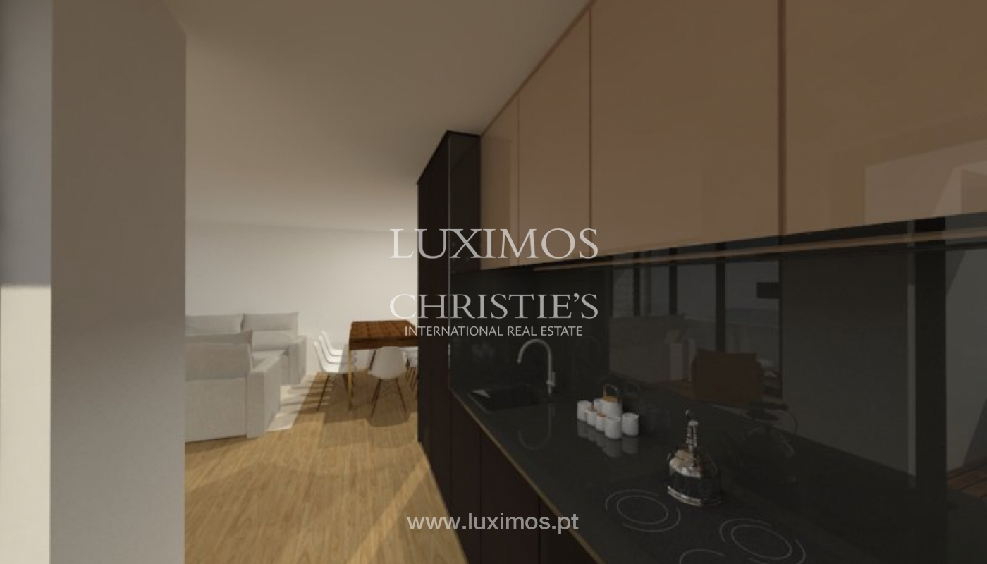 Apartment new and contemporary, for sale in Porto, Portugal_100454