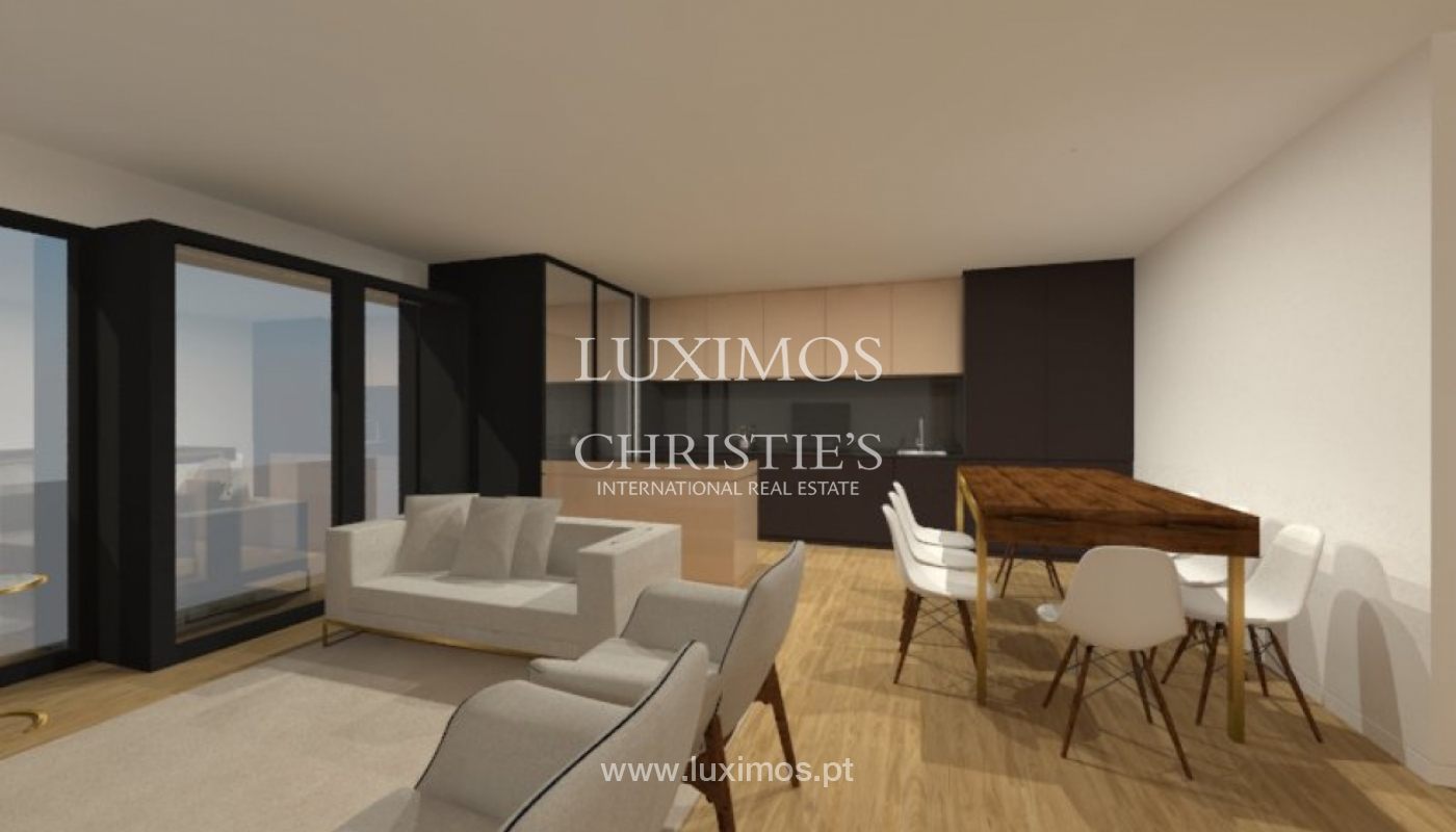 Apartment new and contemporary, for sale in Porto, Portugal_100459