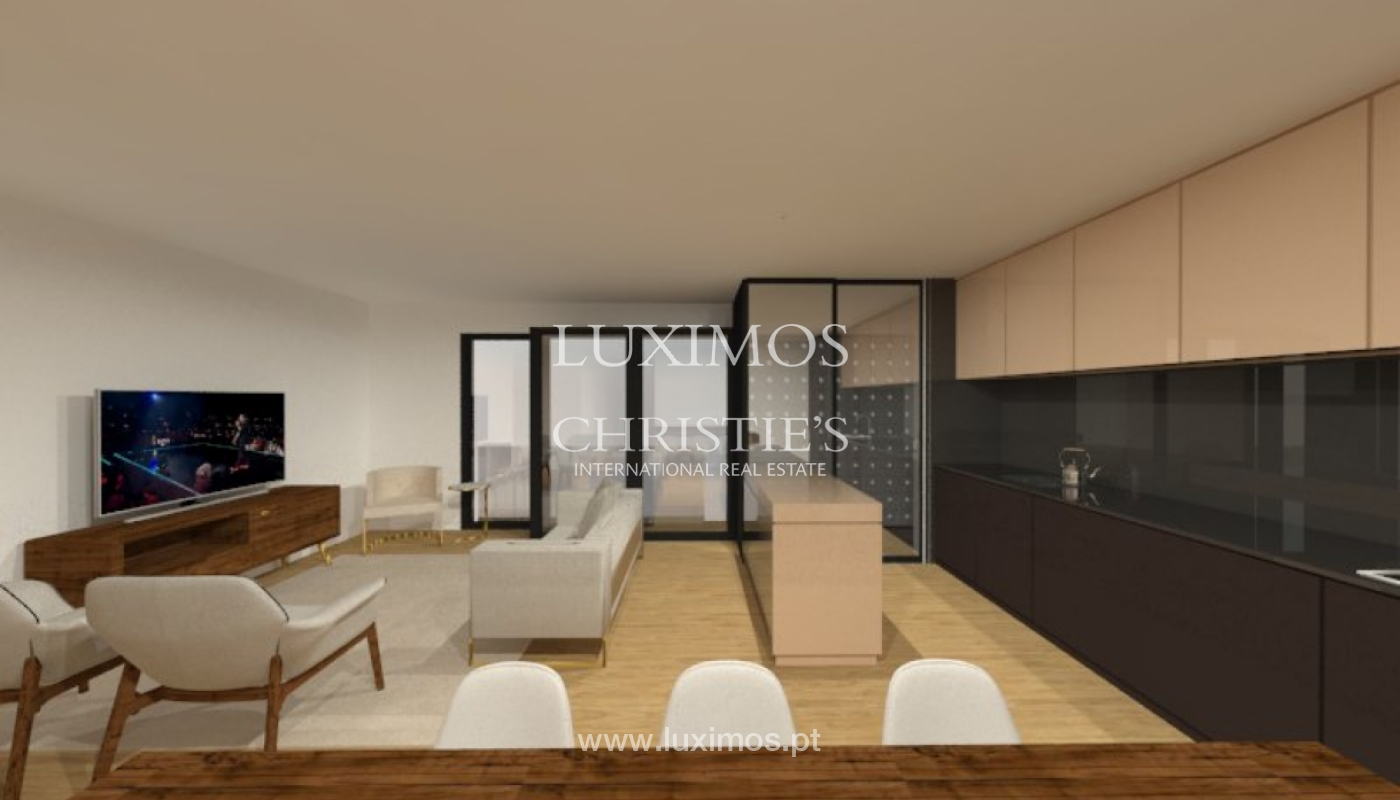 Apartment new and contemporary, for sale in Porto, Portugal_100461