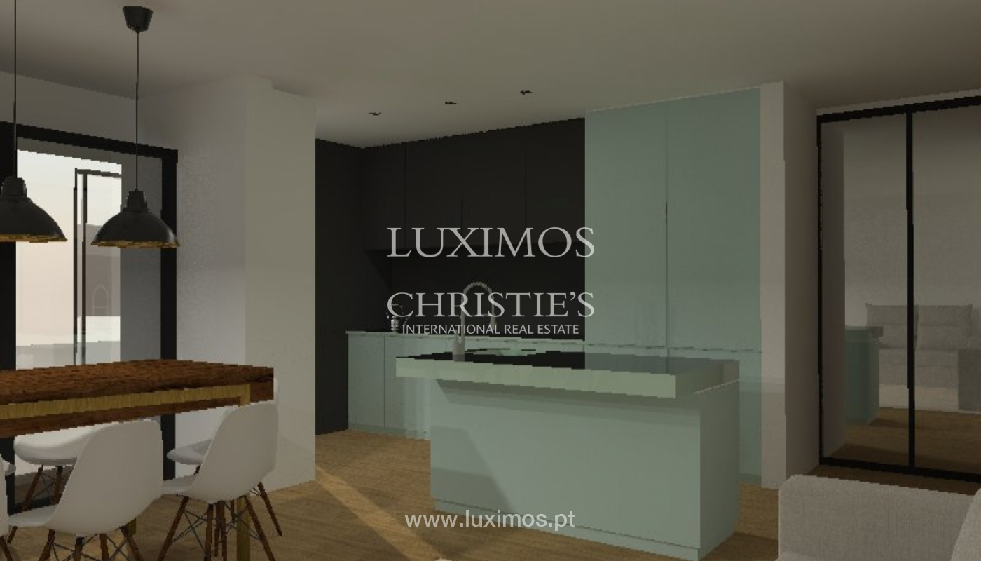 Apartment new and contemporary, for sale in Porto, Portugal_100468