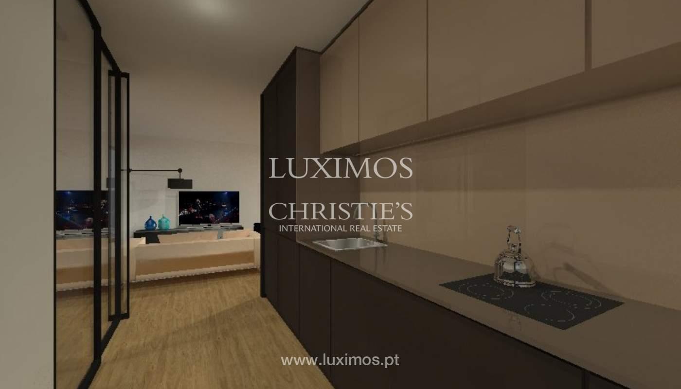 Apartamento nuevo y moderno para la venta en Porto, Portugal_100507