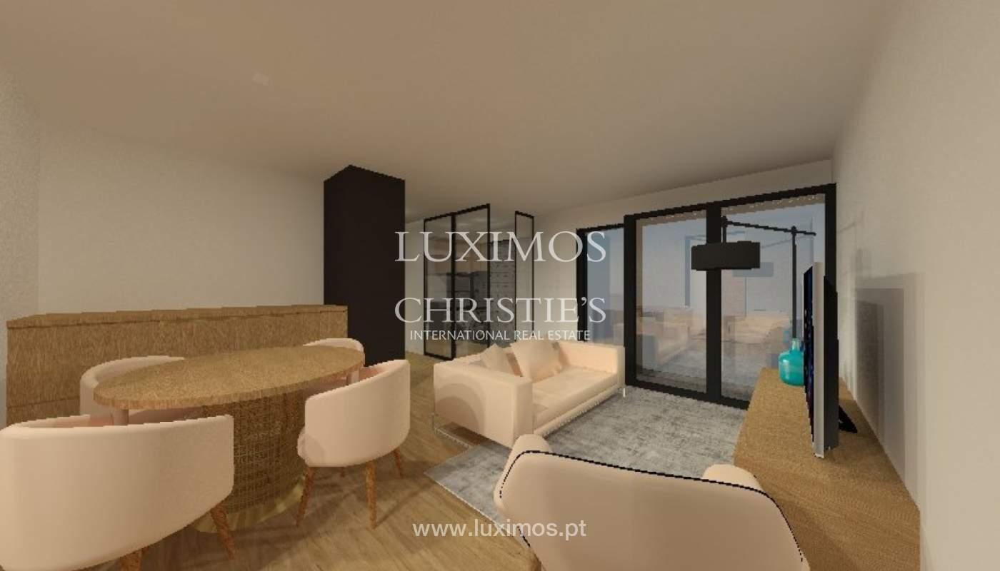 Apartamento nuevo y moderno para la venta en Porto, Portugal_100509