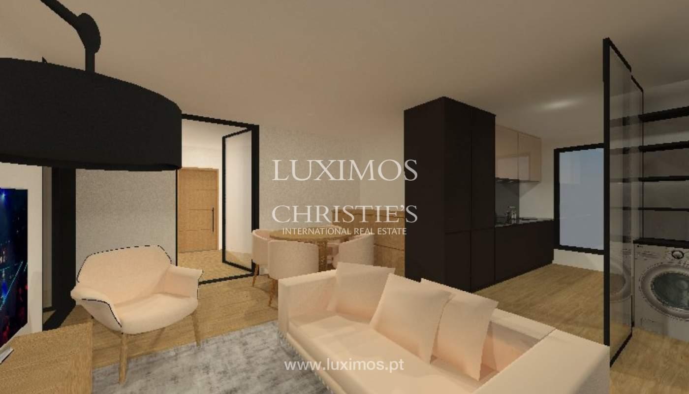 Apartamento nuevo y moderno para la venta en Porto, Portugal_100517