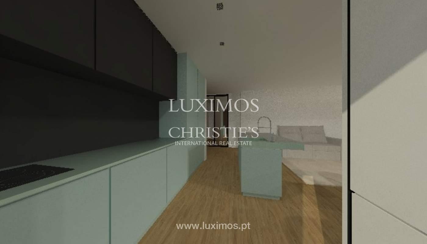 Apartamento nuevo y moderno para la venta en Porto, Portugal_100522