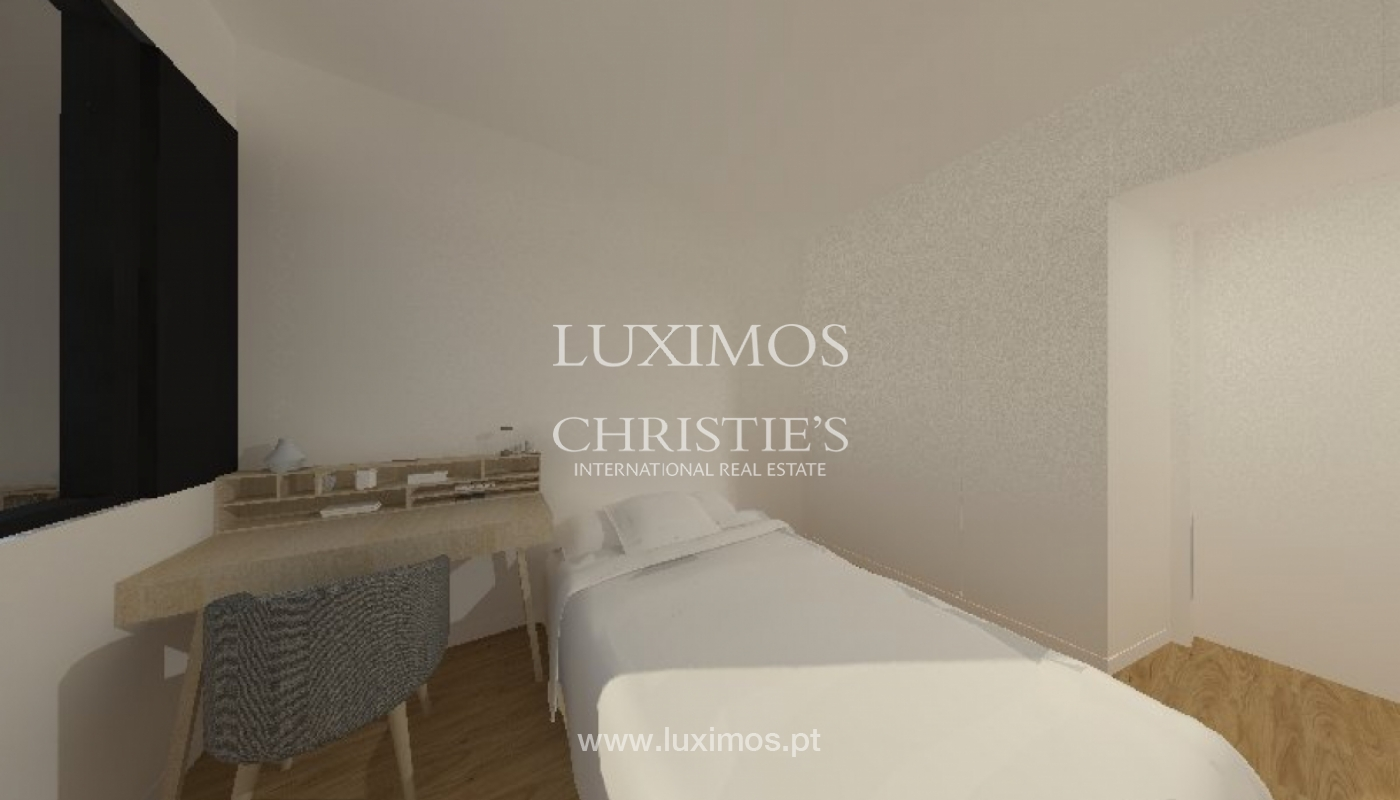 Apartamento nuevo y moderno para la venta en Porto, Portugal_100523