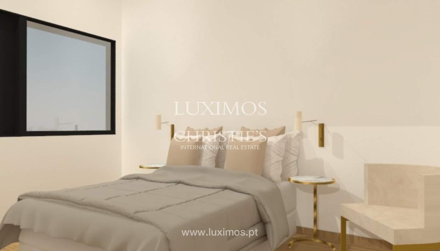 Apartamento nuevo y moderno para la venta en Porto, Portugal_100524