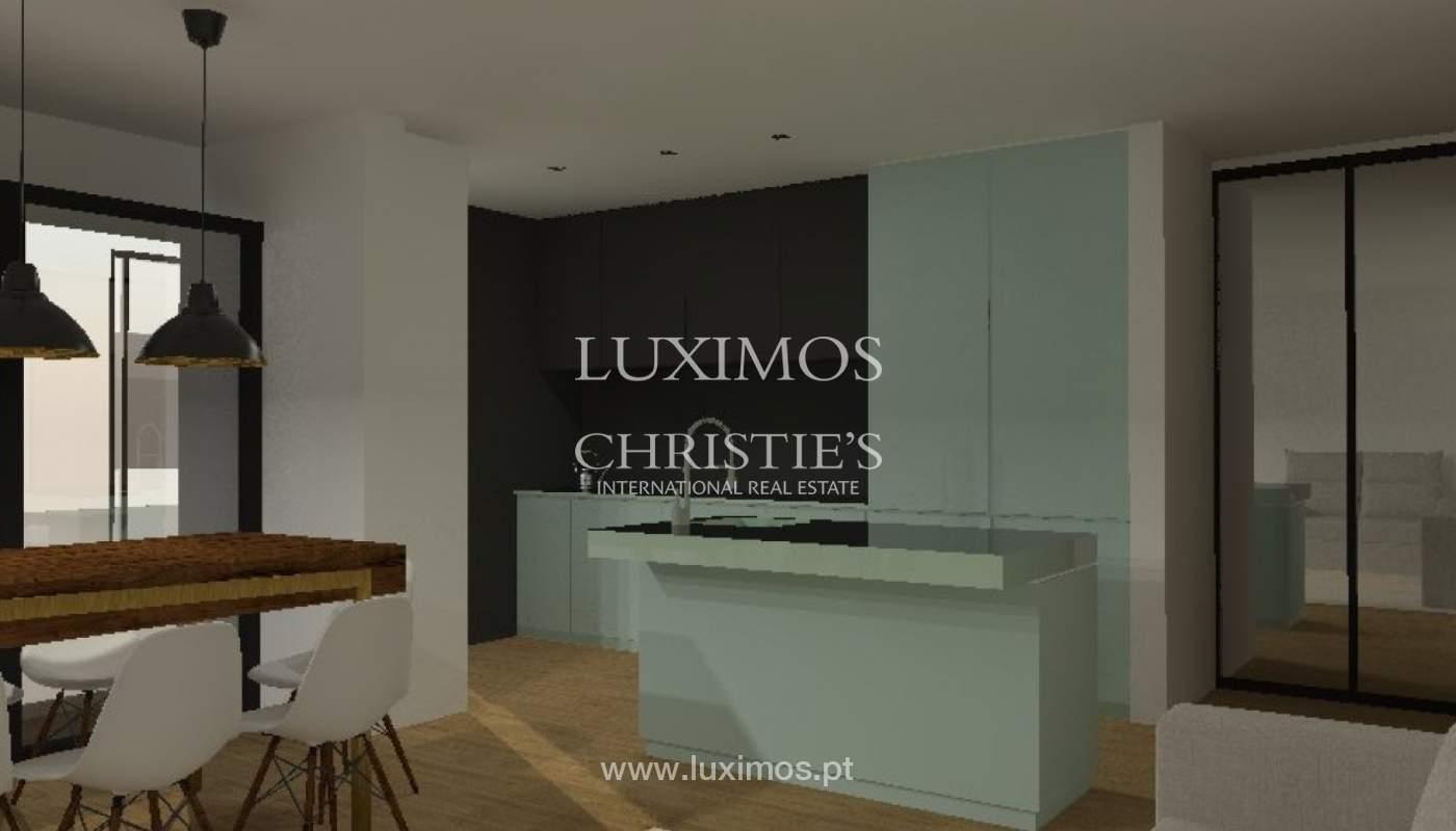 Apartamento nuevo y moderno para la venta en Porto, Portugal_100525