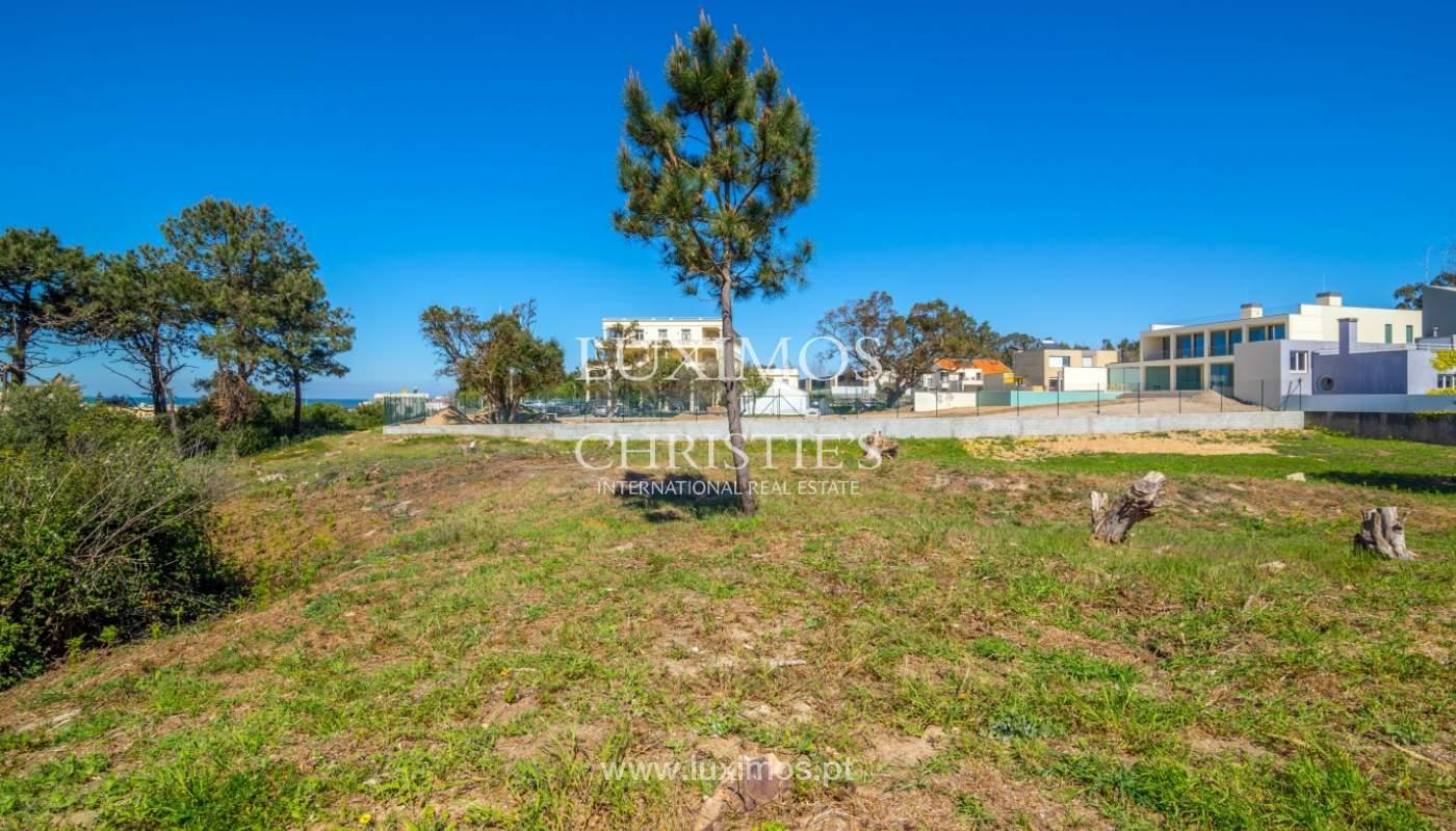 Terrain pour construction avec vue sur mer à vendre, V. N. Gaia, Portugal_100552