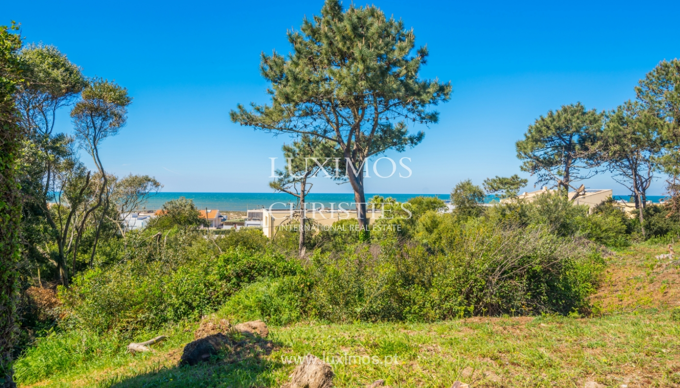 Sale of land for construction with sea views, Vila Nova Gaia, Portugal_100553