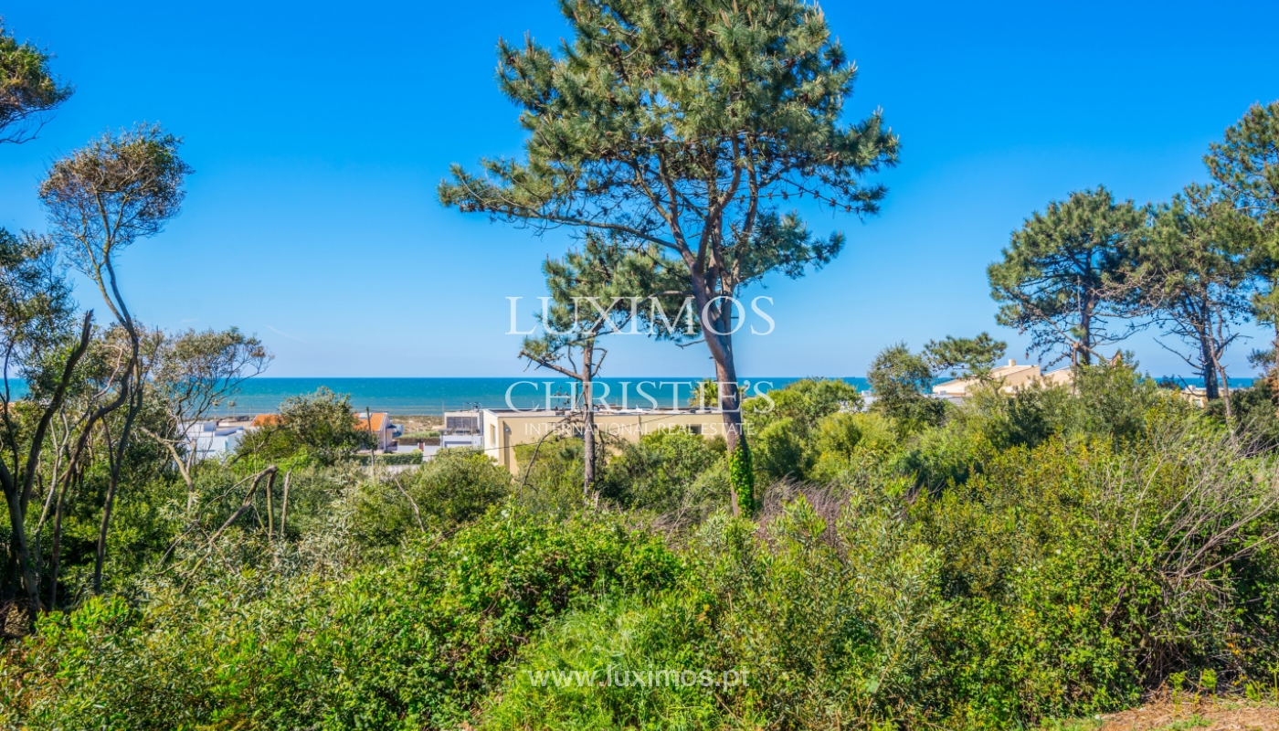 Sale of land for construction with sea views, Vila Nova Gaia, Portugal_100554