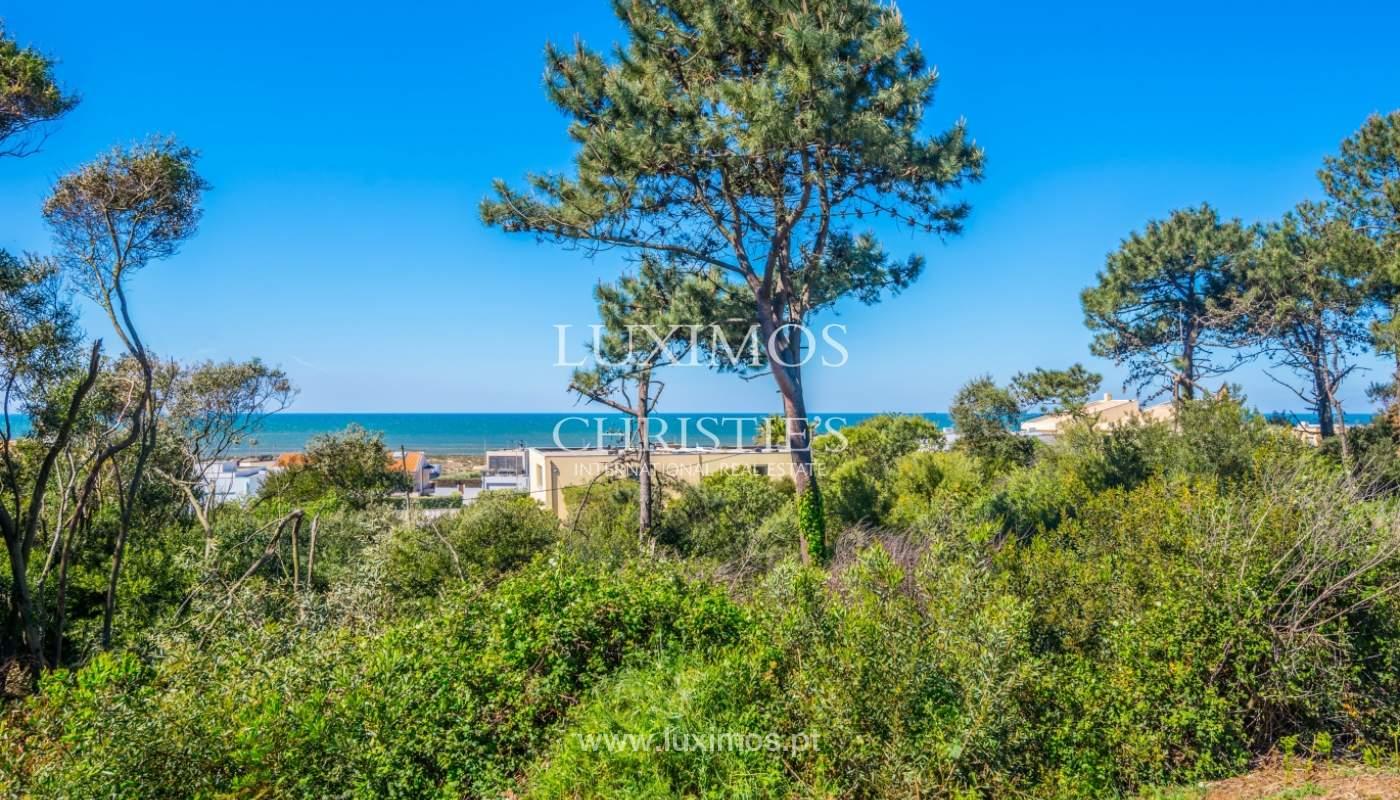 Terrain pour construction avec vue sur mer à vendre, V. N. Gaia, Portugal_100554