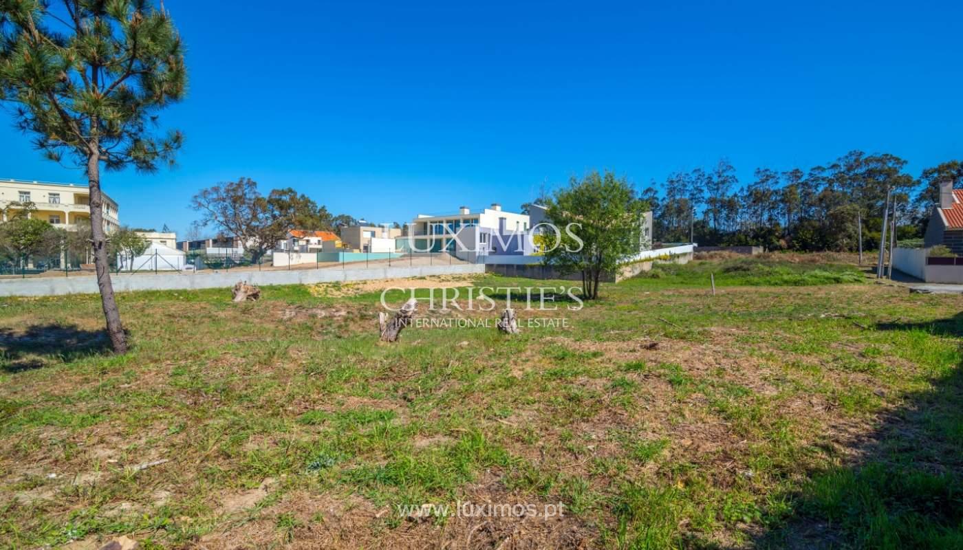 Terrain pour construction avec vue sur mer à vendre, V. N. Gaia, Portugal_100555