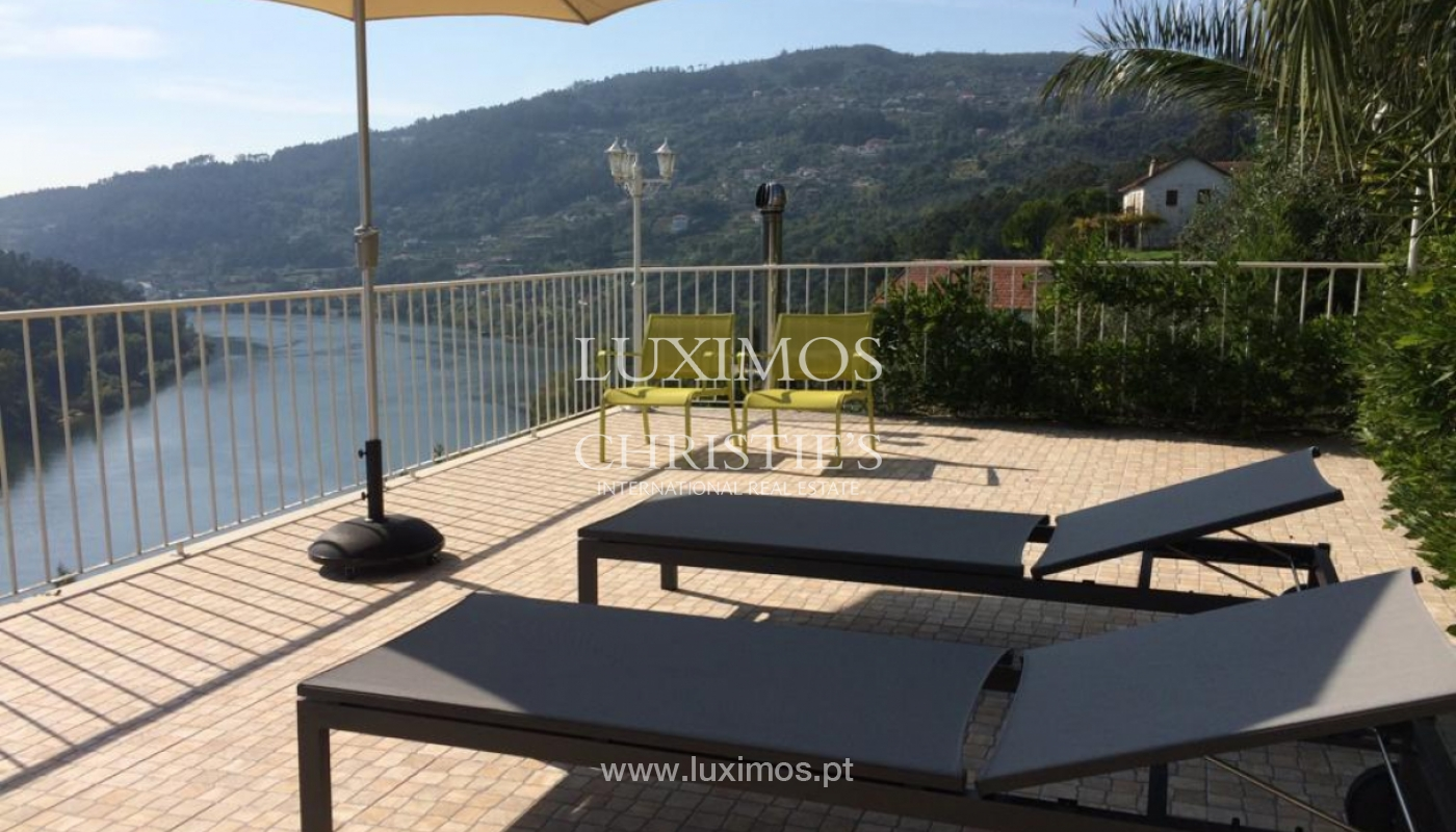 Sale of villa with pool and views to Douro, Marco Canaveses, Portugal_100624
