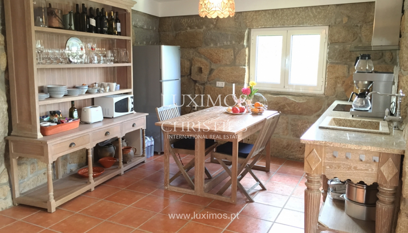 Sale of villa with pool and views to Douro, Marco Canaveses, Portugal_100633
