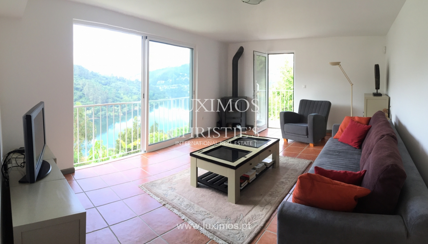 Sale of villa with pool and views to Douro, Marco Canaveses, Portugal_100634
