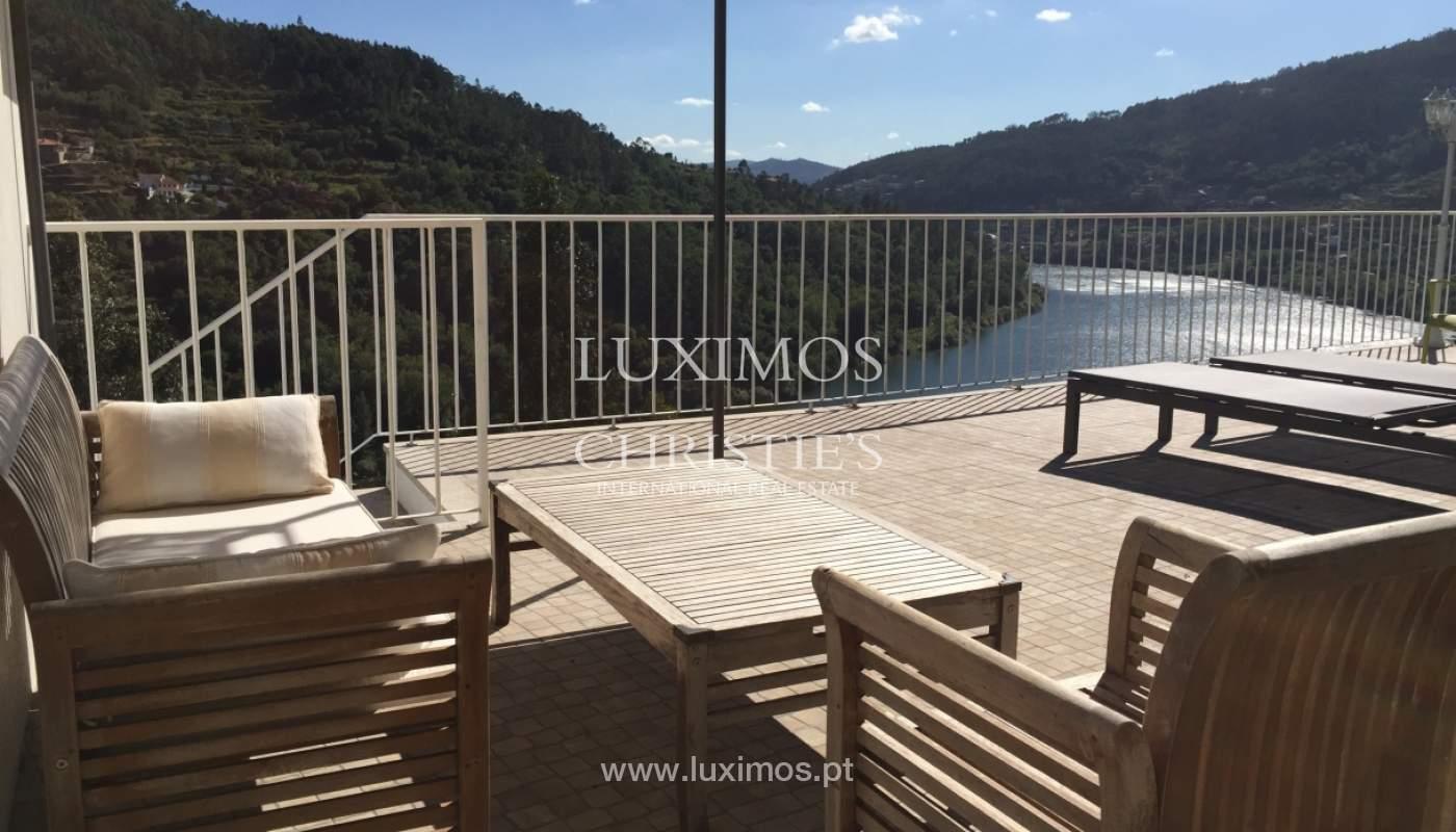 Venta chalet con piscina y vistas al río, Marco de Canaveses, Portugal_100641