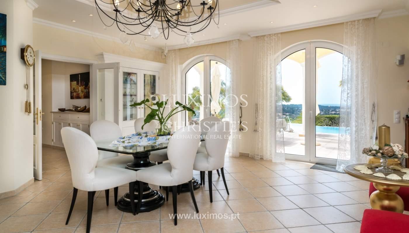 Sale of luxury villa with pool near Vilamoura, Algarve, Portugal_100646