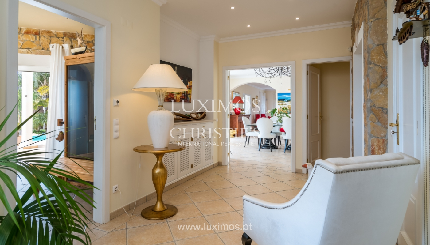 Villa de luxe à vendre près de Vilamoura en Algarve, Portugal_100652