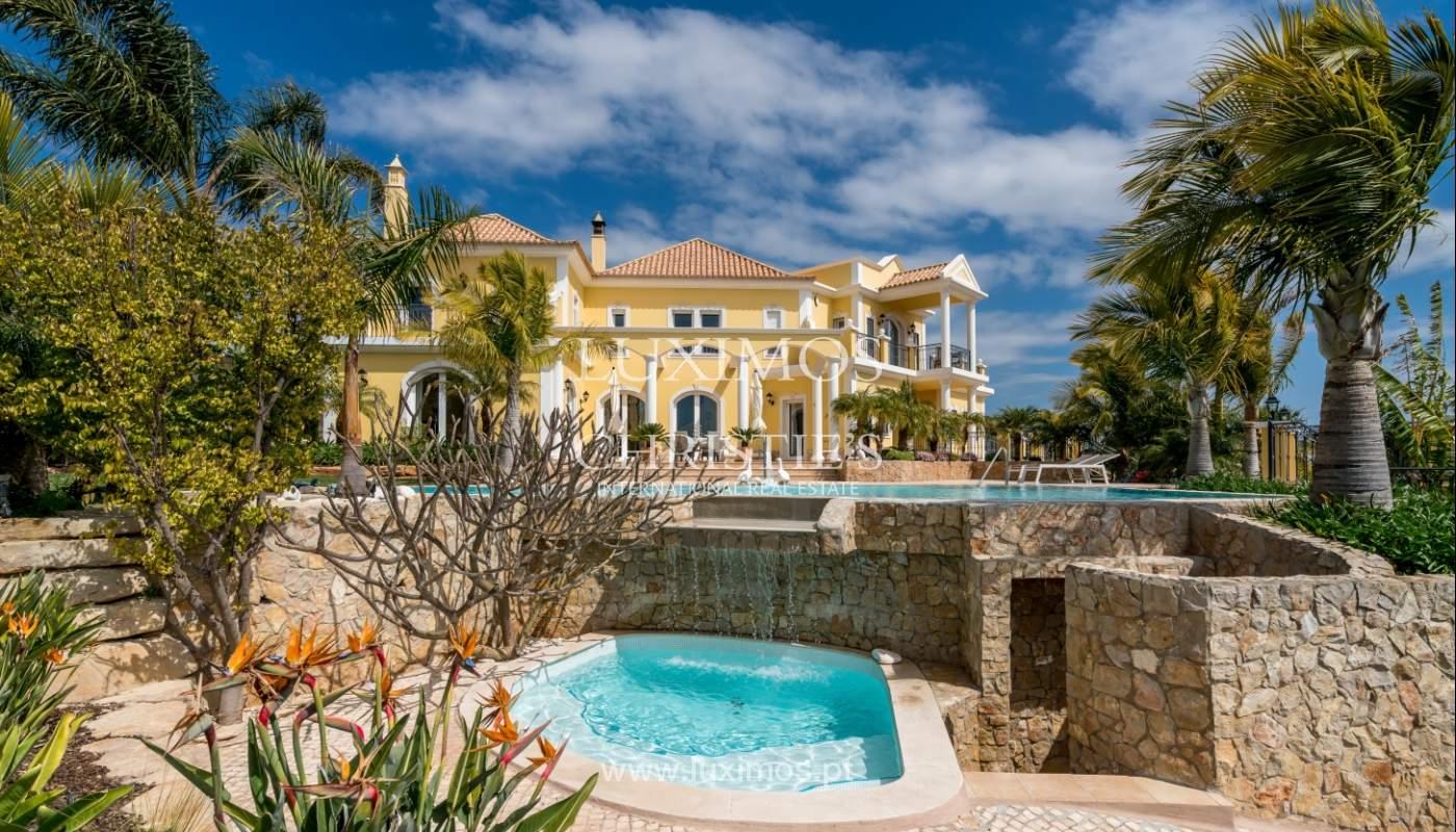 Sale of luxury villa with pool near Vilamoura, Algarve, Portugal_100659