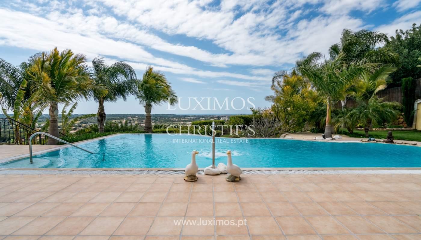 Sale of luxury villa with pool near Vilamoura, Algarve, Portugal_100660