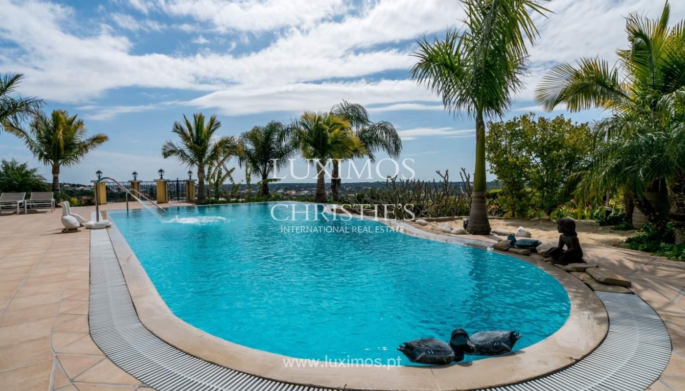 Sale of luxury villa with pool near Vilamoura, Algarve, Portugal_100664