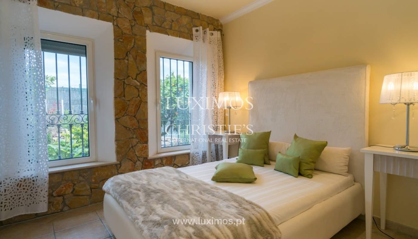 Sale of luxury villa with pool near Vilamoura, Algarve, Portugal_100680
