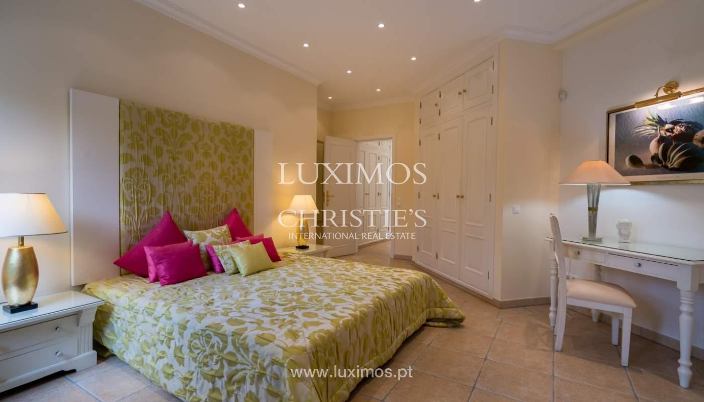 Sale of luxury villa with pool near Vilamoura, Algarve, Portugal_100682